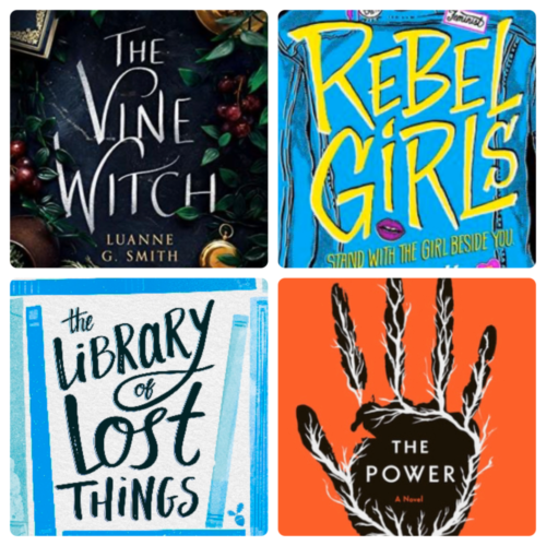 Spookathon and end of October TBR