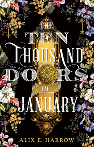 Blogmas Day #7 The Ten Thousand Doors of January Review