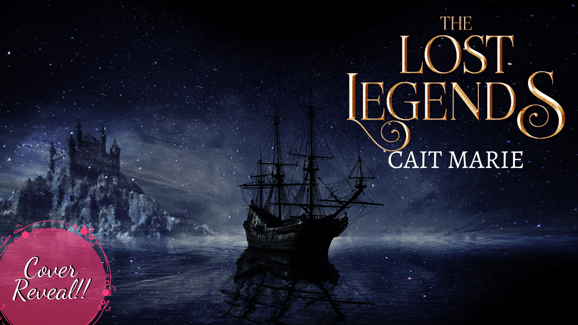 The Lost Legends (The Nihryst Book 1) by Cait Marie